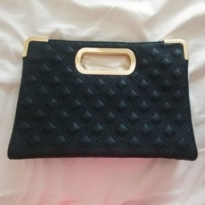 Charming Charlie Quilted Clutch
